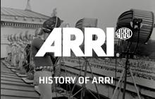 ARRIの歴史