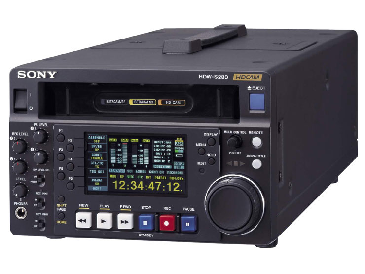 SONY HDW-S280