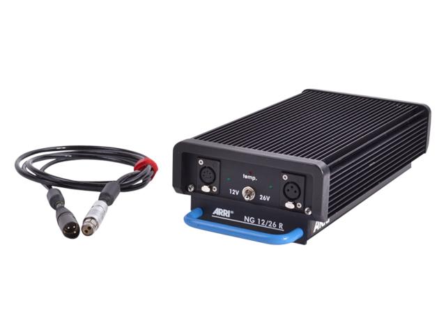 ARRI AC110V/220V to DC26V/12V