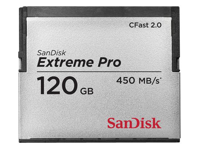 CFast 2.0 120GB