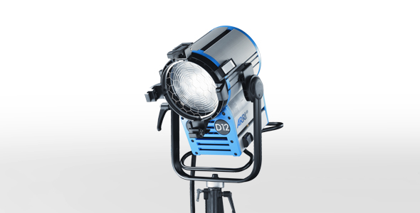 ARRI TRUE BLUE D-Series
