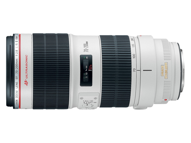 EF 70-200mm F2.8L IS II USM