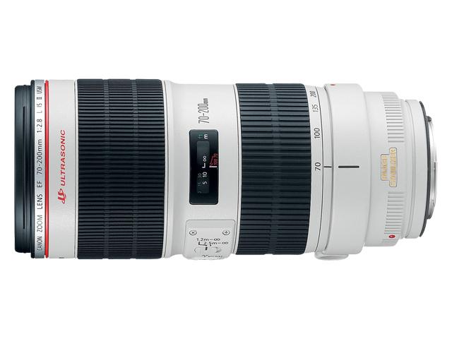 EF 70-200mm F2.8L IS II USM