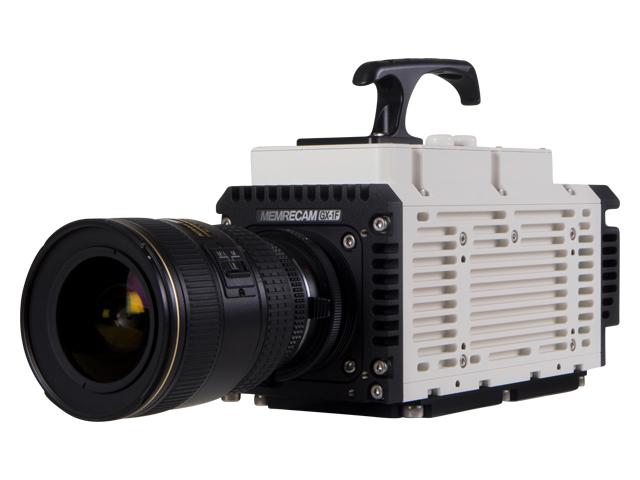 ハイスピードカメラ(高速度カメラ)MEMRECAM GX-1F