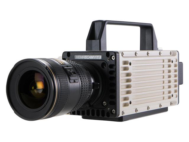 ハイスピードカメラ(高速度カメラ)MEMRECAM GX-8F