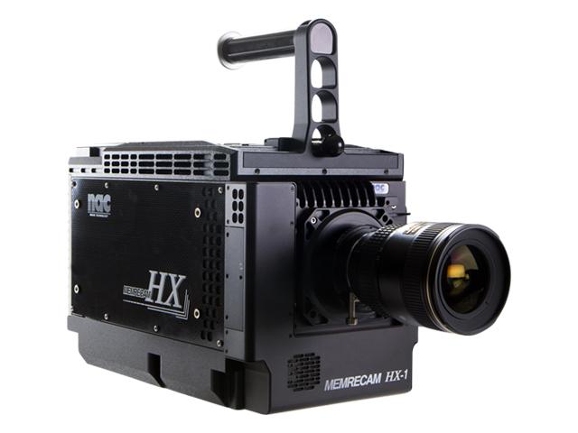 超高精細、高速度、大容量メモリを有したトップ・エンド ハイスピードカメラ