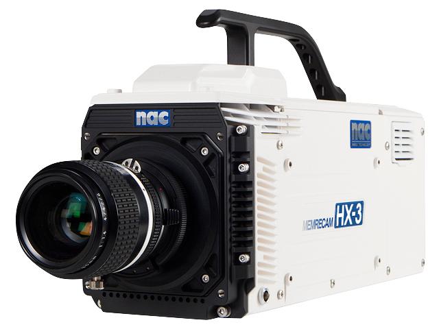 ハイスピードカメラ(高速度カメラ)MEMRECAM HX-3
