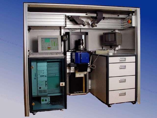 Carl Zeiss MTF-Tester K8