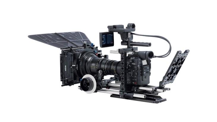 Canon C100/300/500