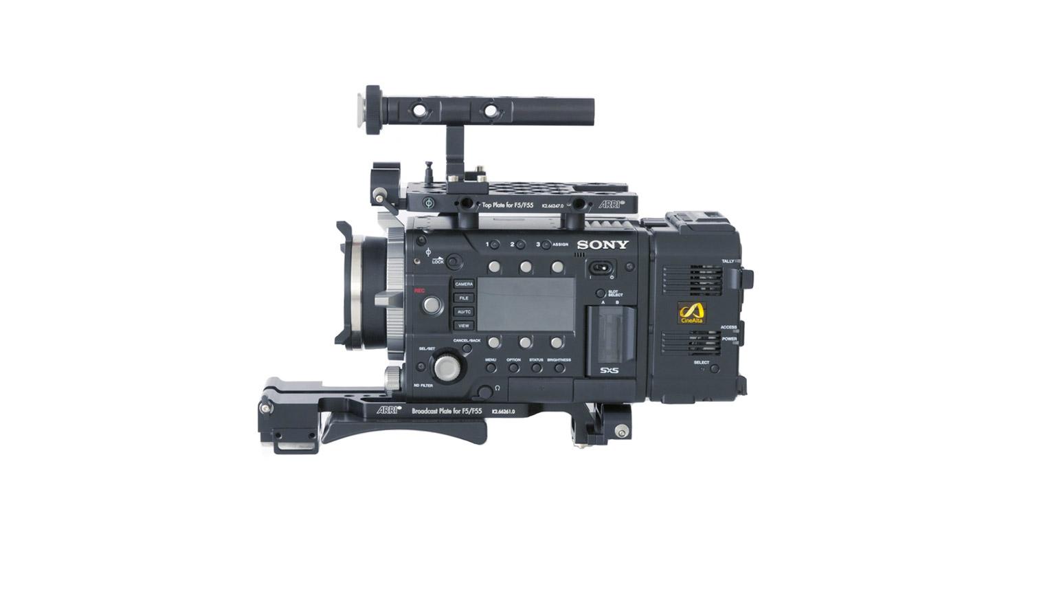 Sony F5/F55
