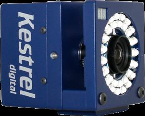 MAC3D System Kestrel カメラ