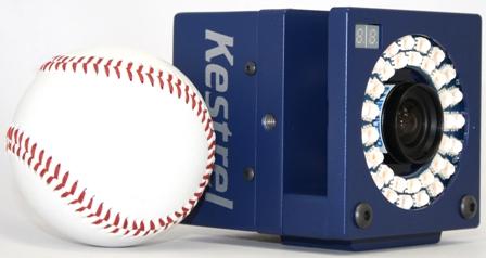 Kestrelカメラはベースボール大