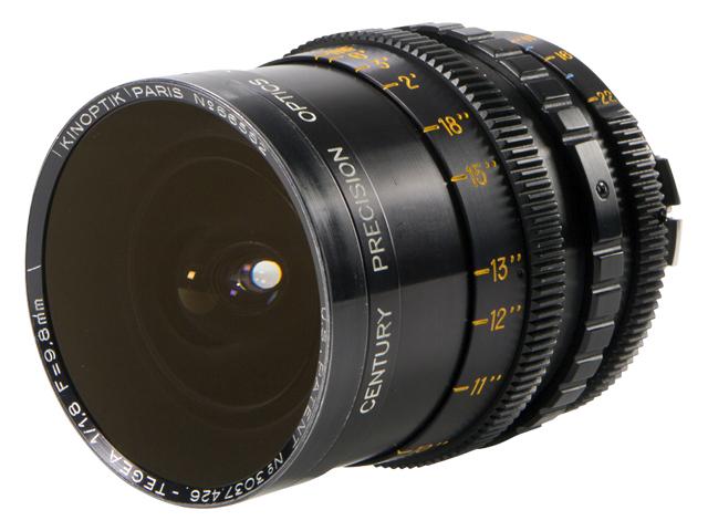 Kinoptik 9.8mm