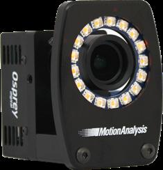 MAC3D System Osprey カメラ