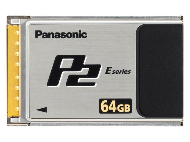 P2カード64GB