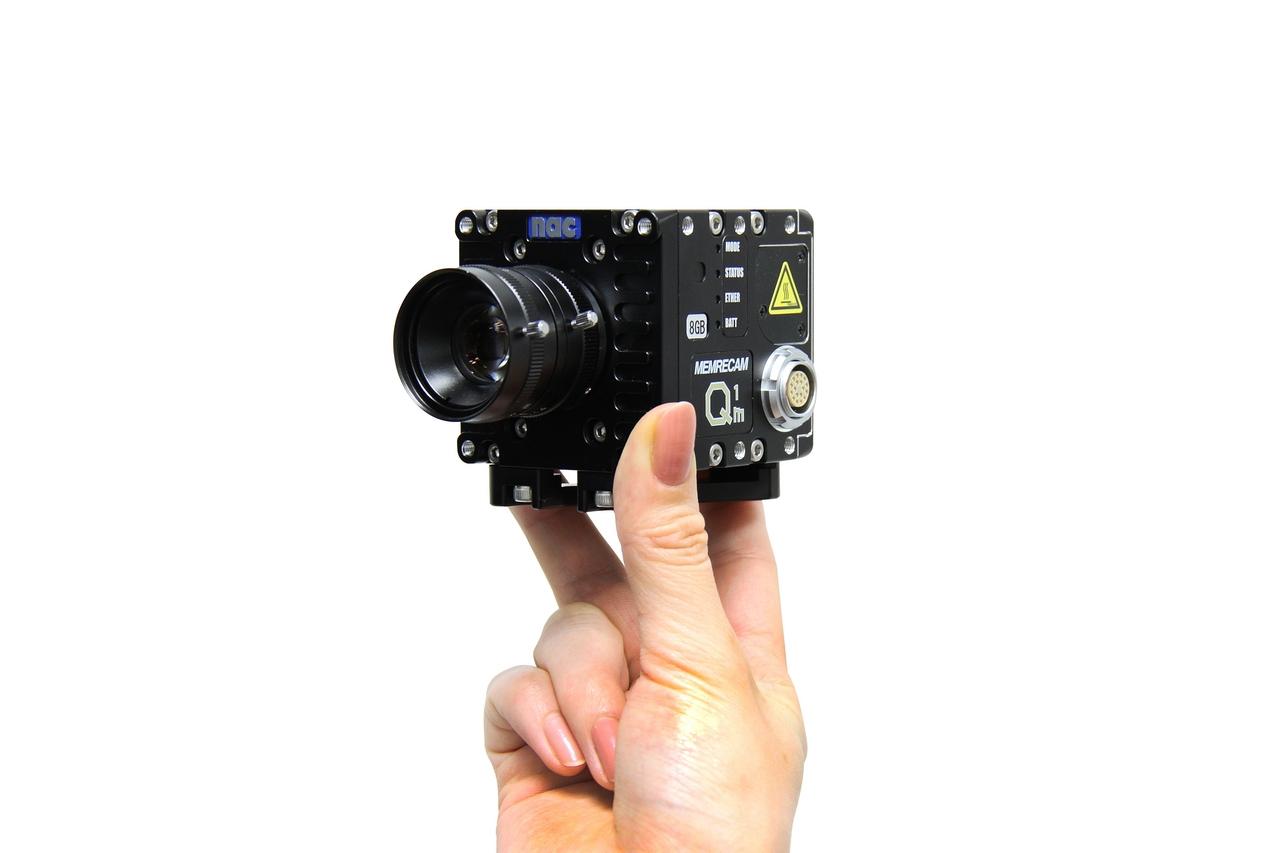 6cm角一体型ハイスピードカメラ(高速度カメラ)