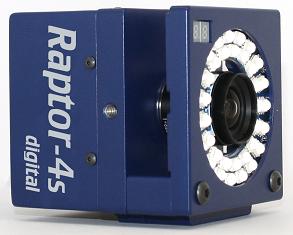 MAC3D System Raptor-4S カメラ