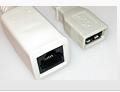 1,000Base-T   USB2.0コネクタ