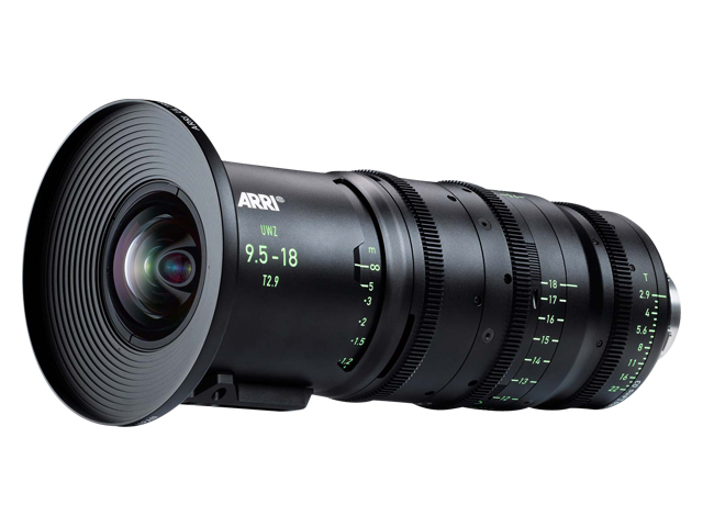 Ultra Wide Zoom UWZ 9.5-18