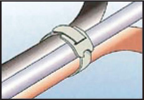 One-wrap strap