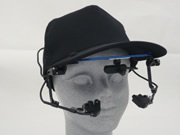 アイマークレコーダ EMR-9(帽子タイプ)