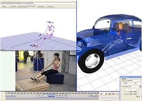 車内空間デザインの評価の例