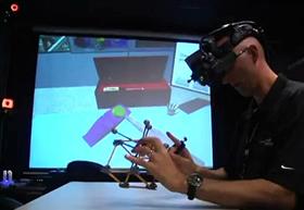 VRによるプロトタイプモデリングの例