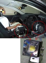 車載用耐G LED照明装置