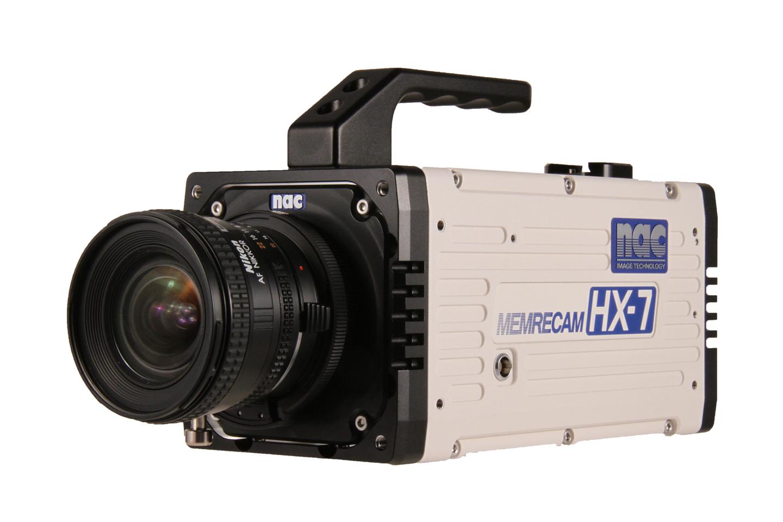 ハイスピードカメラMEMRECAM HX-7