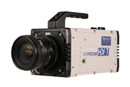 ハイスピードカメラ「MEMREXAM HX-7(メモリカムエイチエックスセブン)」