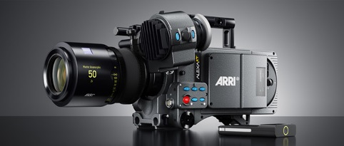 ARRI Anamorphic Ultra Wide Zoom