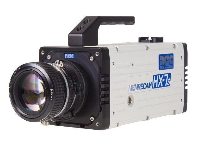 ハイスピードカメラMEMRECAM HX-7S