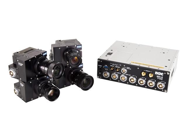 ハイスピードマルチカメラシステム MEMRECAM MX