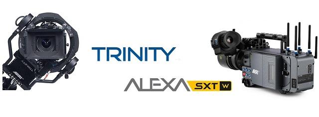 ARRI TRINITY & ALEXA SXT W ハンズオンセミナー