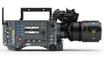 新製品|デジタルシネマカメラ ALEXA SXT / SXTWを公開