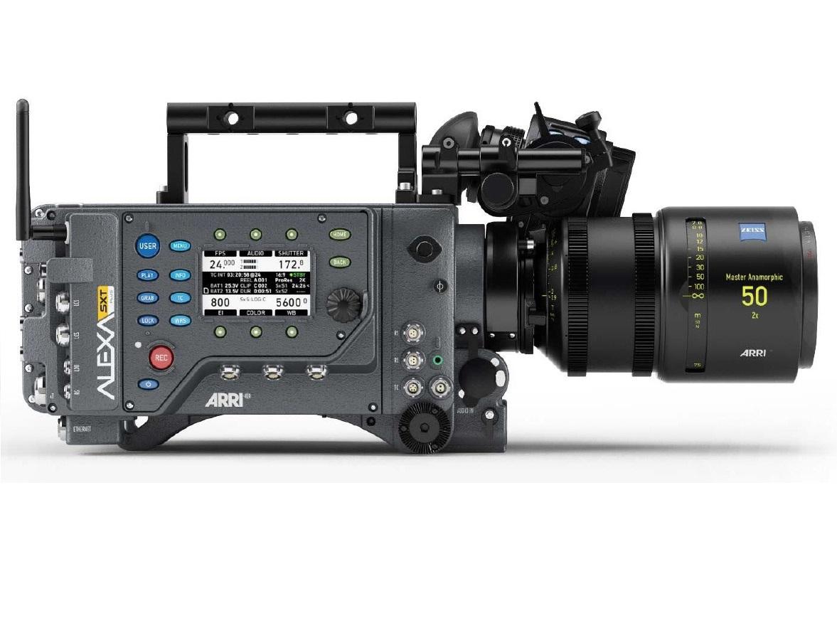 デジタルシネマカメラ ALEXA SXT