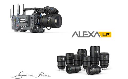 ARRI社が新しい「ラージフォーマットカメラシステム」を発表