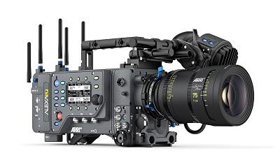デジタルシネマカメラ ALEXA LF