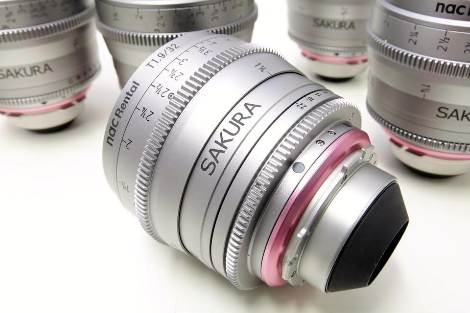 SAKURA Lens