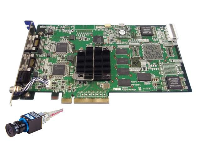 ハイスピードカメラ (高速度カメラ)MEMRECAM n-Box