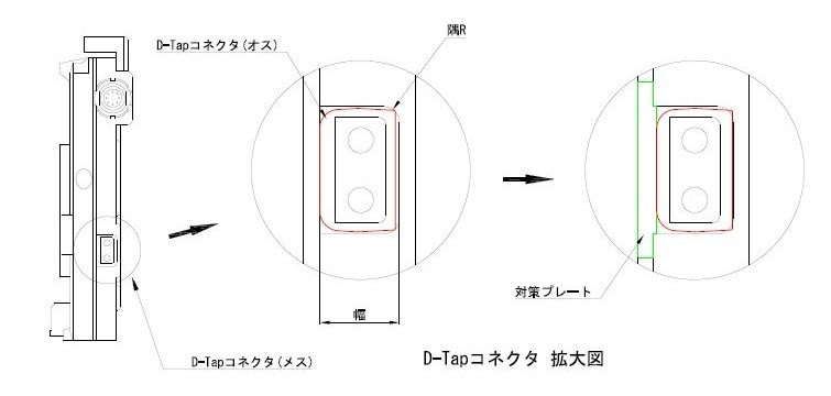 ナック製アレクサミニ用「バッテリープレート2」無償改修のお知らせ