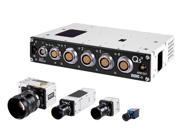 ハイスピードカメラ MEMRECAM Q5