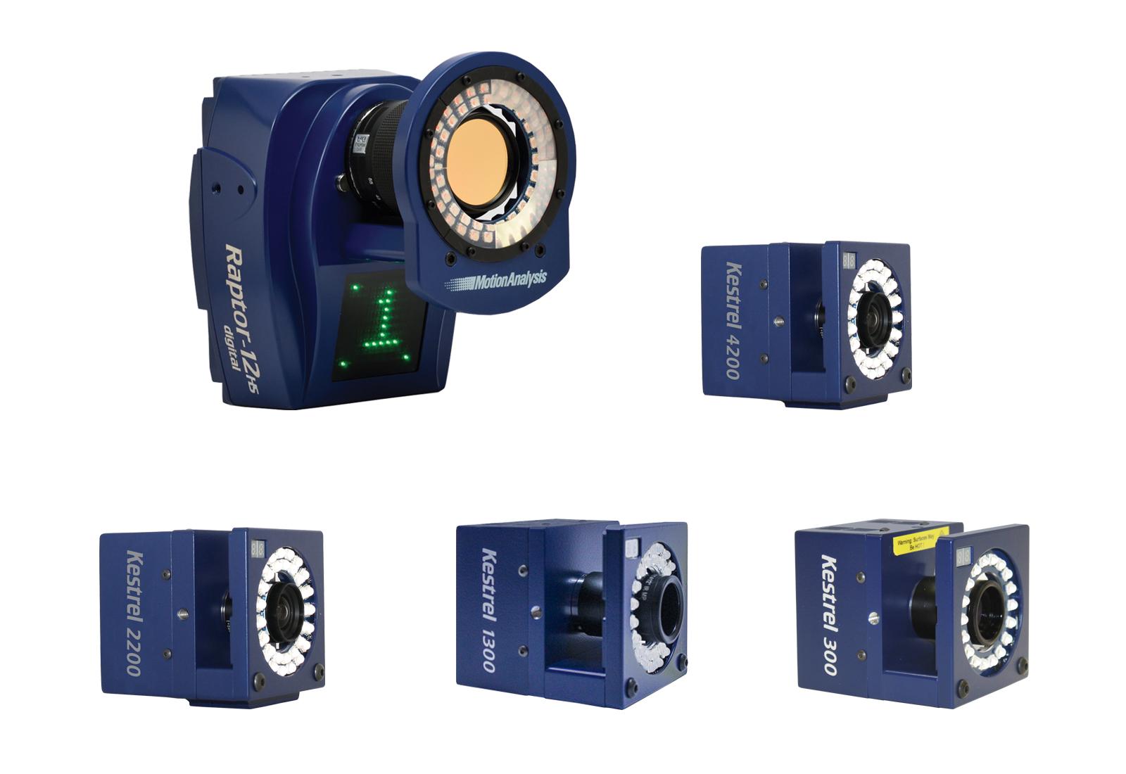 MAC3D System カメララインナップ