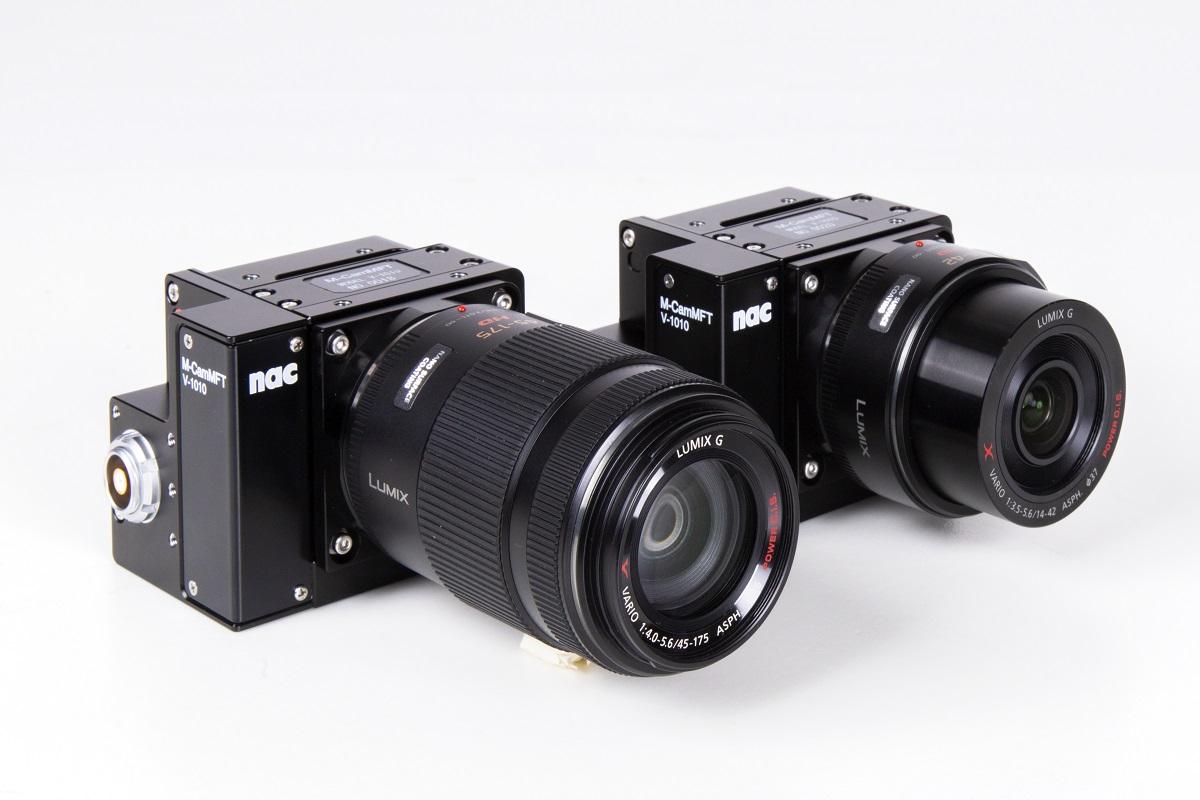 MEMRECAM MX カメラヘッドM-CamMFT