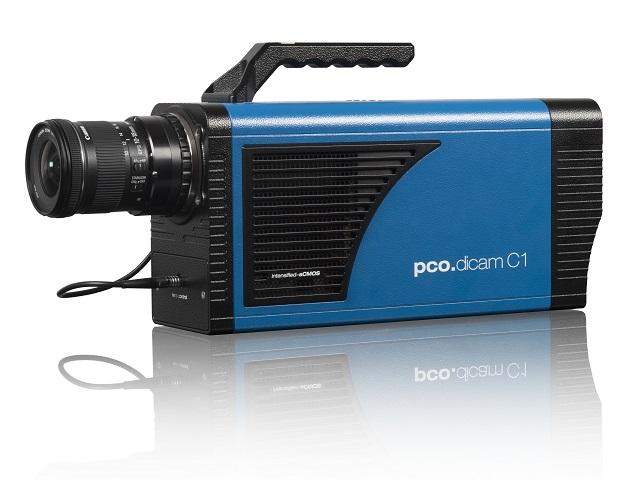 ハイスピードシャッターカメラ pco.dicam C1