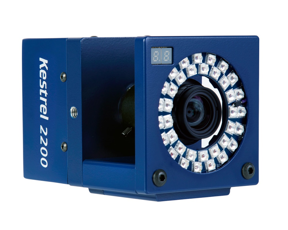 モーションキャプチャー MAC3D System Kestrel 2200カメラ