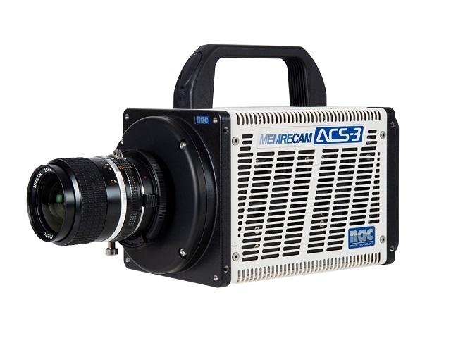 ハイスピードカメラ MEMRECAM ACS-3 M16