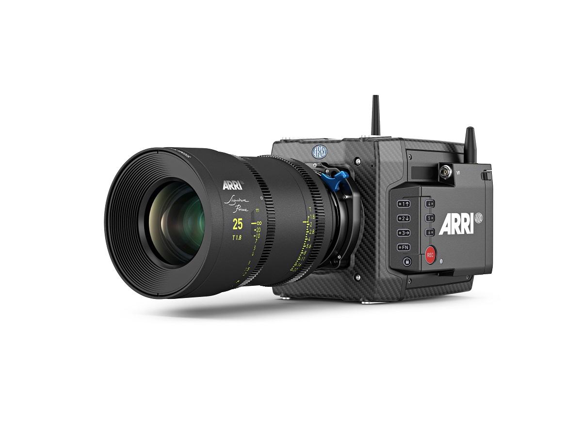 デジタルシネマカメラ ALEXA Mini LF