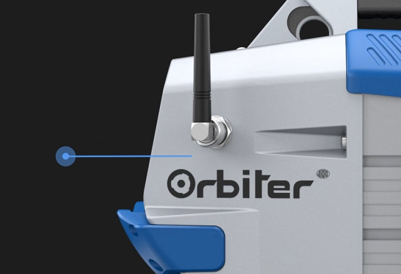 Orbiter 磁力計