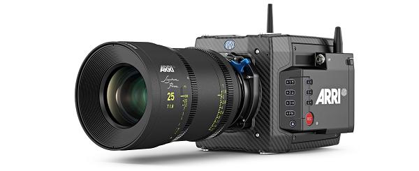 デジタルシネマカメラ ALEXA Mini LF 画像